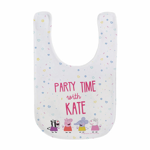 Party Time Baby Bib