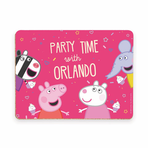 Party Time Placemat