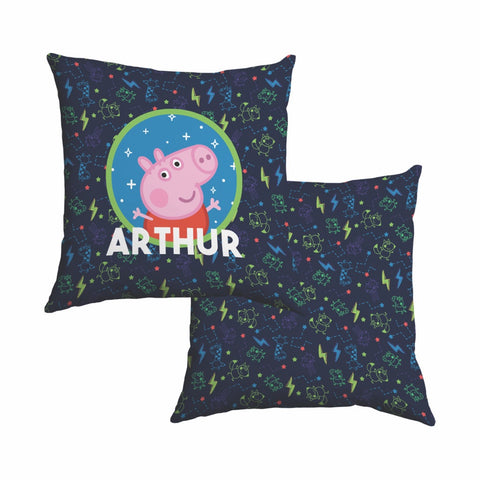 Space George Cotton Cushion