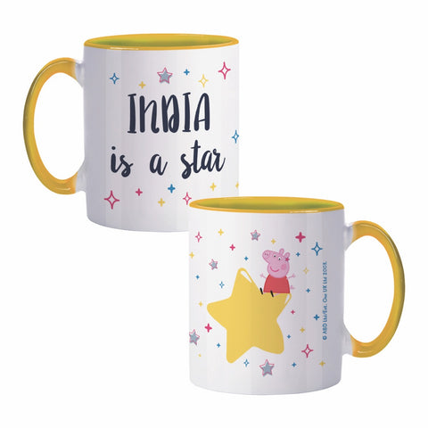 ...is a Star Coloured Insert Mug