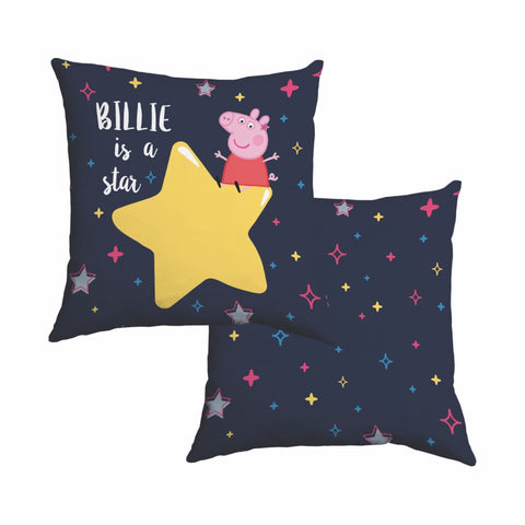 ...is a Star Cotton Cushion