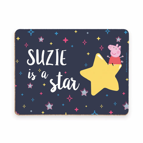 ...is a Star Placemat