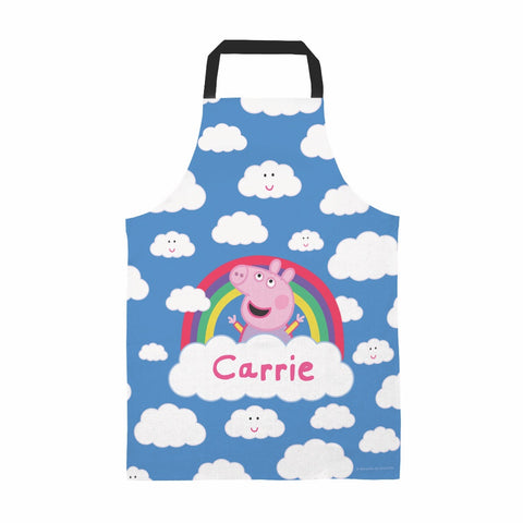 Rainbow Cloud Apron