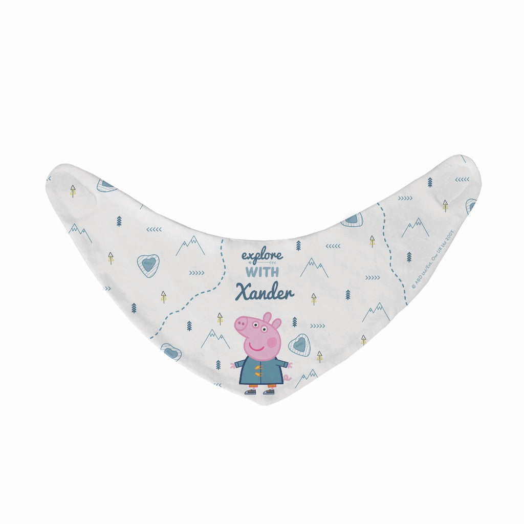 Explore With... Baby Bandana