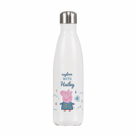 Explore With... Premium Water Bottle