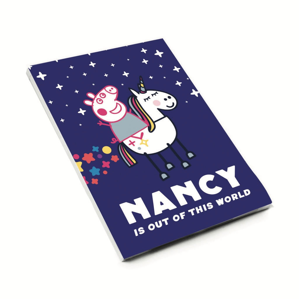 Out of This World A6 Magnetic Notepad