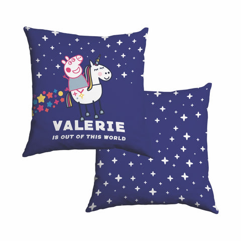 Out of This World Cotton Cushion