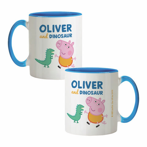 ...and Dinosaur Coloured Insert Mug
