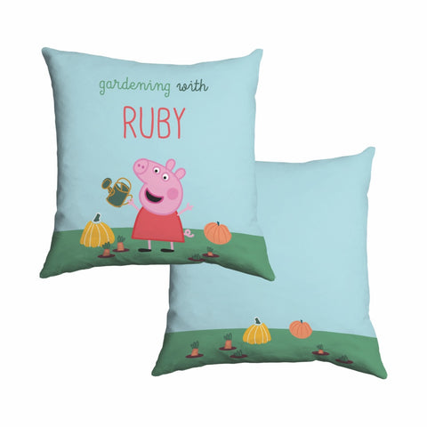 Gardening With... Cotton Cushion