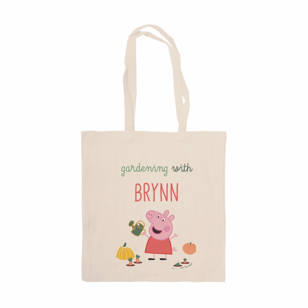 Gardening With... Tote Bag