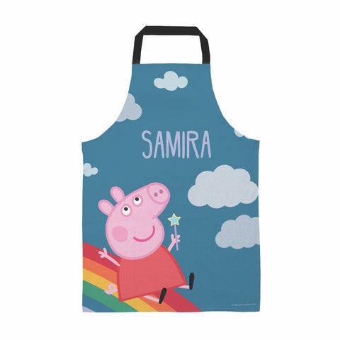 Rainbow Slide Apron