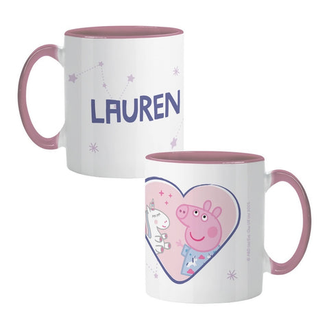Unicorn Dreams Coloured Insert Mug