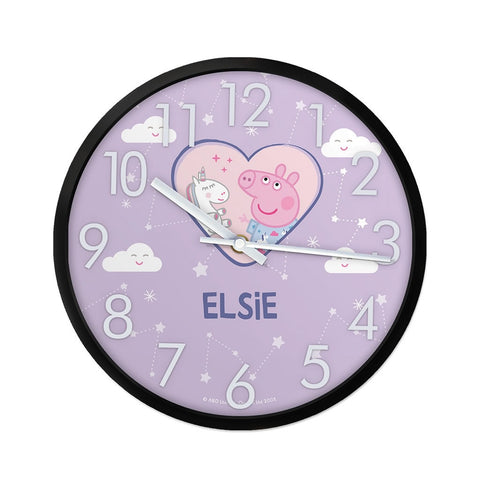 Unicorn Dreams Clock