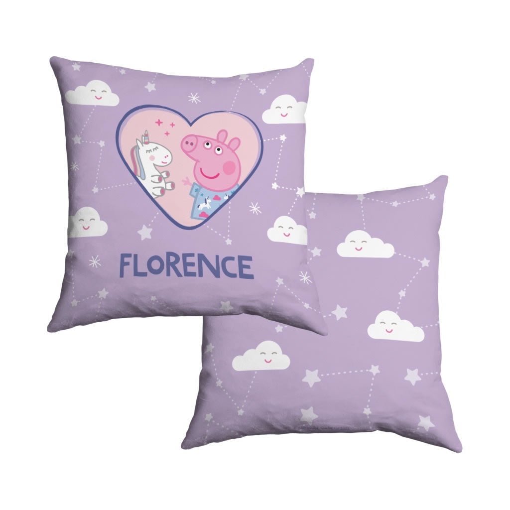 Unicorn Dreams Cotton Cushion