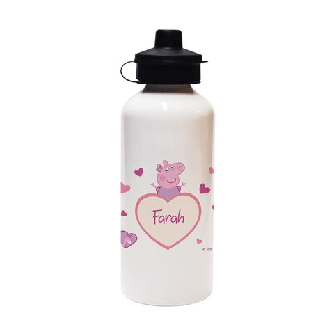 Unicorn Hearts Water Bottle