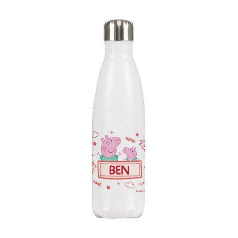 Peppa and George Premium Water Bottle