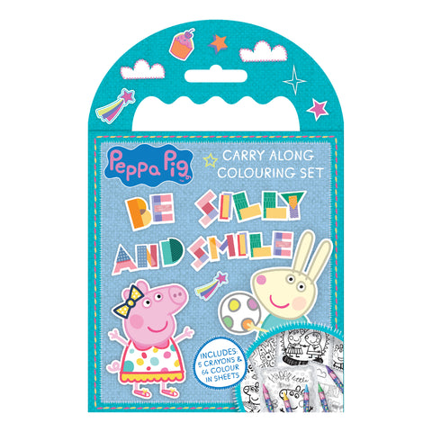 Peppa Pig Carry Along