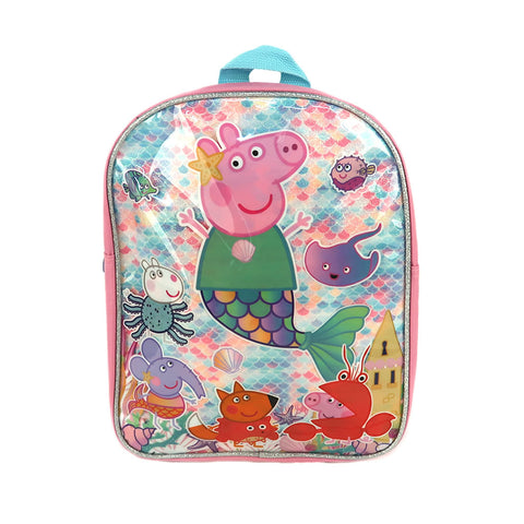 Peppa Pig Novelty PVC Backpack