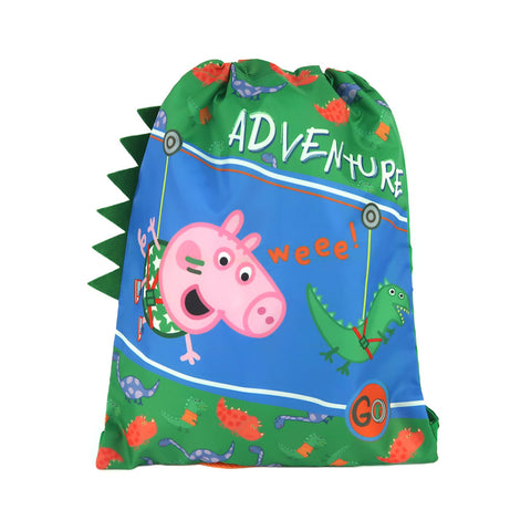 George and Mr Dinosaur Trainer Bag