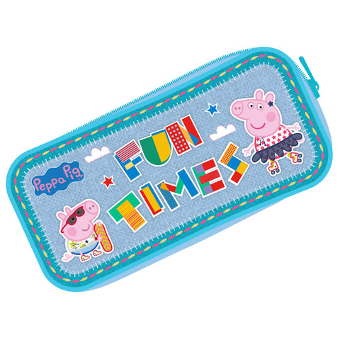 Peppa Pig Premium PVC Pencil Case