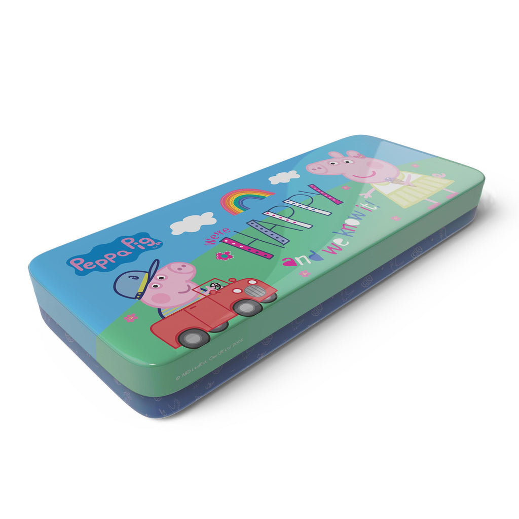 Peppa Pig Pencil Tin