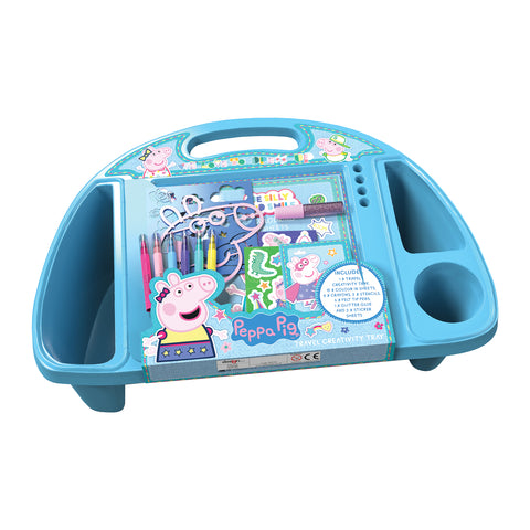 Peppa Pig Travel Creativity Tray