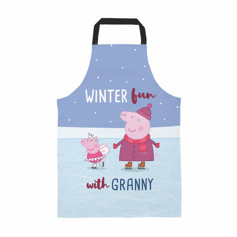 Winter Fun with Granny Apron