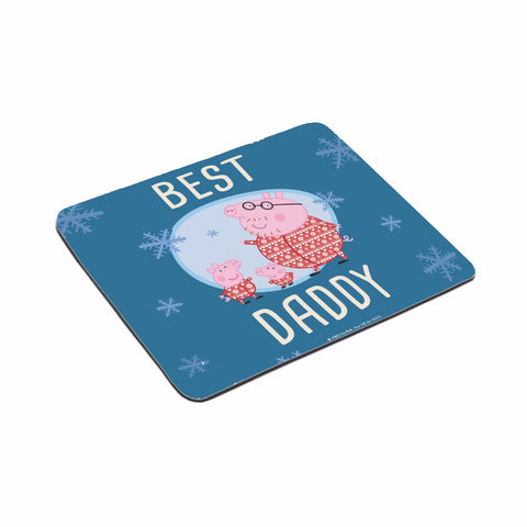 Best Daddy Mouse Mat