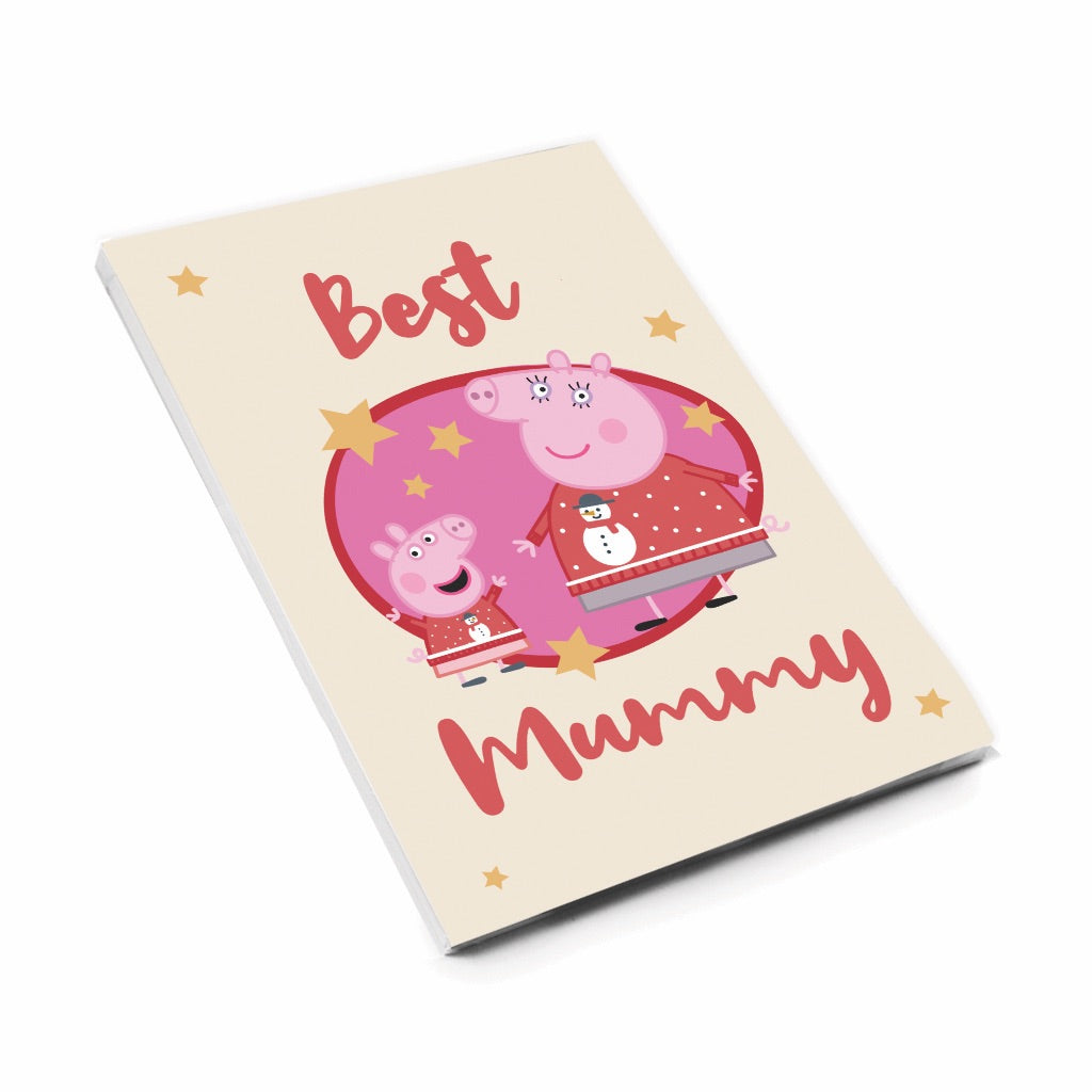 Best Mummy A6 Magnetic Notepad