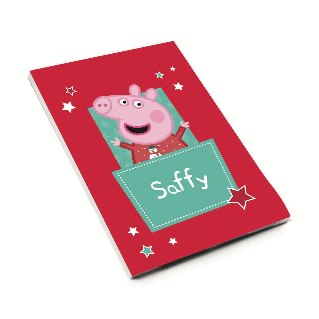 Stars Pocket A6 Magnetic Notepad