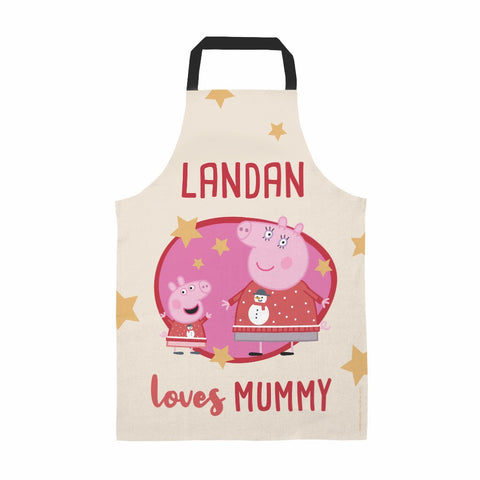 Loves Mummy Apron
