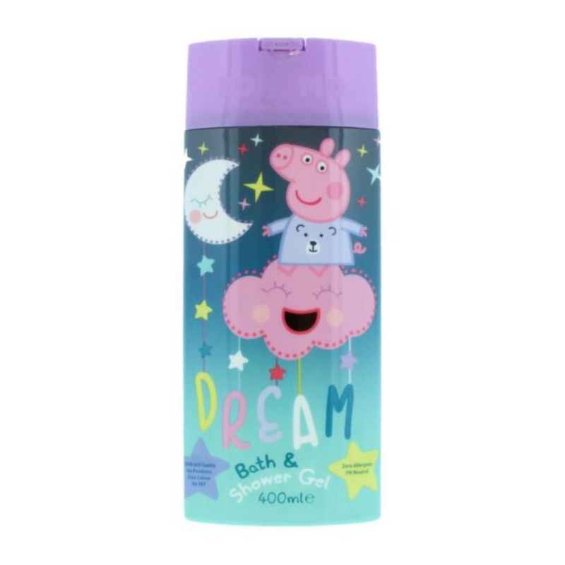 Peppa Pig Value Bubble Bath / Bath Shower Gel 400ml