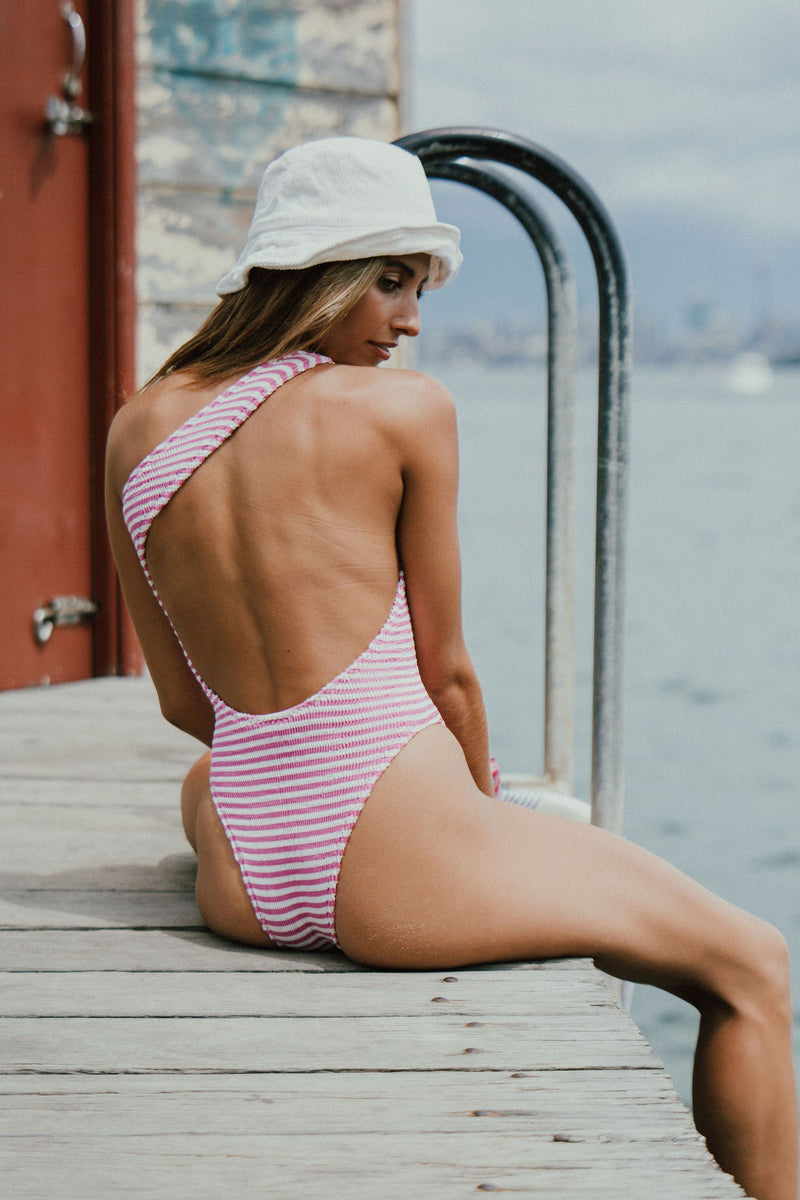 Sculpture Maillot - Sunshine | Sunshine Stripe