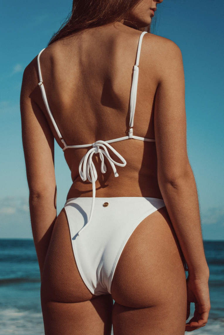 Gigi Bottom - White