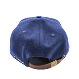 "Dreikant Cap ""Timber Dark Blue"""