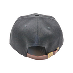 "Dreikant Cap ""Timber Black"""