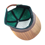 "Dreikant Cap ""Timber Green"""