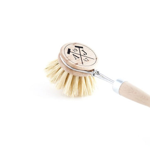 NATURAL HANDLED DISH BRUSH