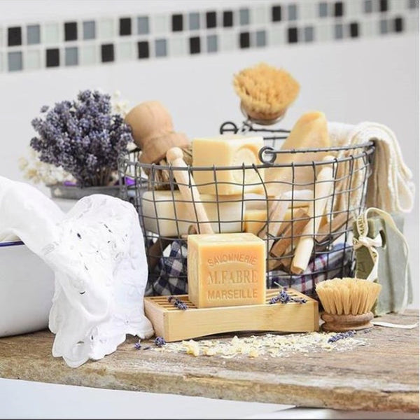 MARIUS FABRE MARSEILLE SOAP FOR LAUNDRY 200g