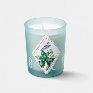 KERZON PARIS FRAGRANCED CANDLE - Menthe Poivrée (Peppermint)