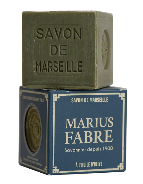 MARSEILLE OLIVE OIL SOAP 400g