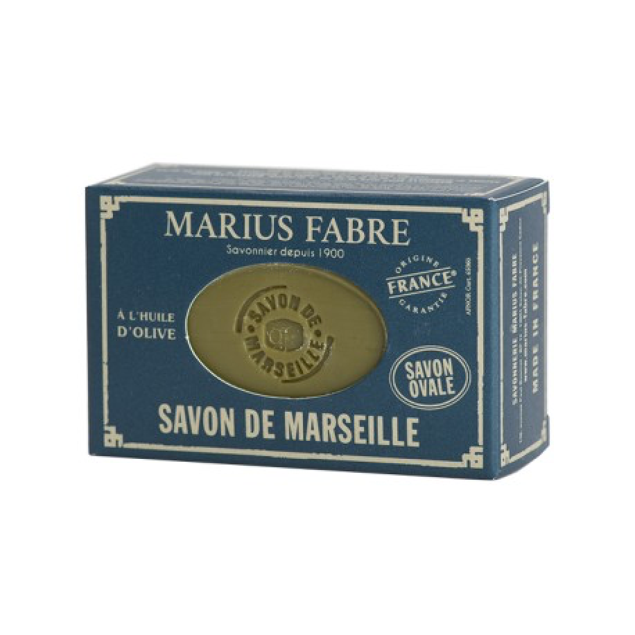 MARSEILLE OLIVE OIL SOAP OVAL 150g