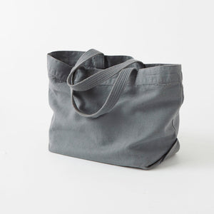 FRENCH LINEN TOTE (LUNCH) BAG (4 COLORS)