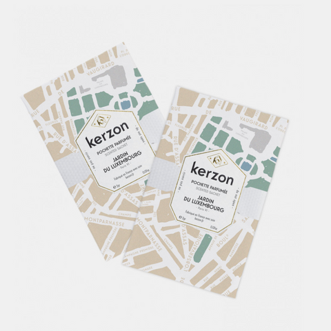 SCENTED SACHETS (SET OF 2) - JARDIN DU LUXEMBOURG