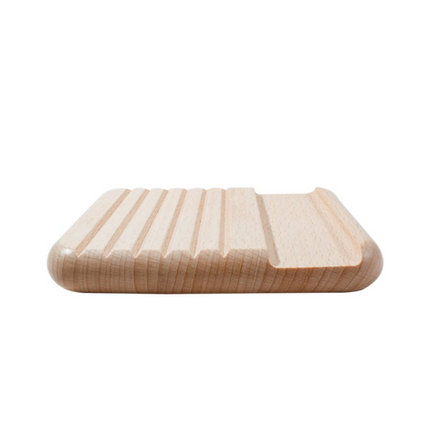ANDRÉE JARDIN SOAP HOLDER IN BEECHWOOD