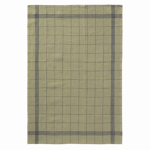 FRENCH LINEN TEA TOWEL BISTROT (5 COLORS)