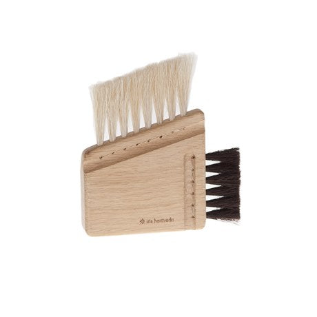 Computer brush designed by Iris Hantverk