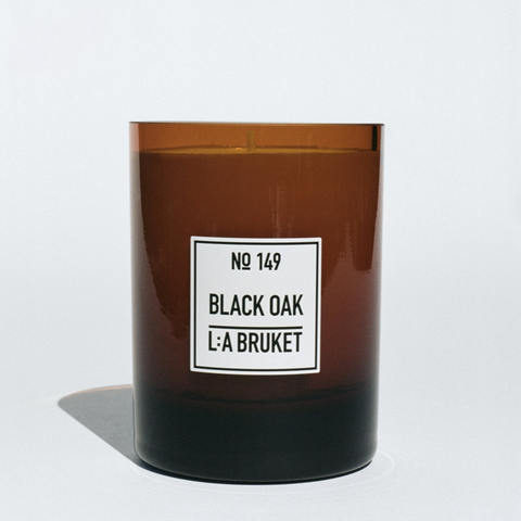 L:A BRUKET SCENTED CANDLE - NO.149 BLACK OAK