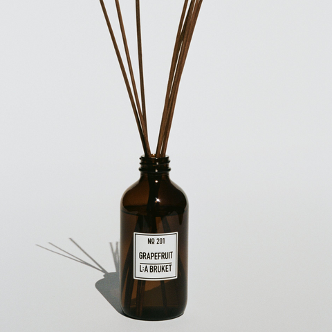 L:A BRUKET ROOM DIFFUSER - NO.201 GRAPEFRUIT
