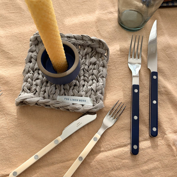 BISTROT FLATWARE - IVORY (7 STYLES)